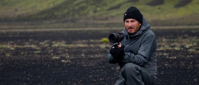 Darren Aronofsky Directing Noah