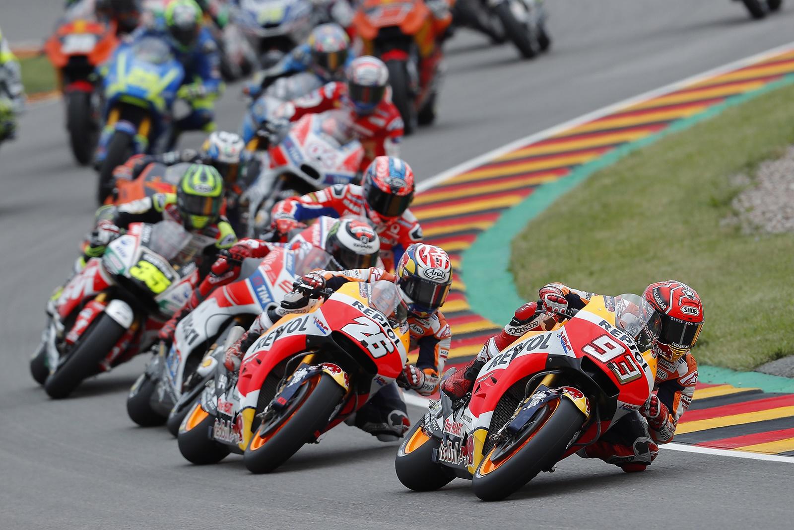 MotoGP 2018 | Schedule Released - Motocross | MTB News - BTO Sports