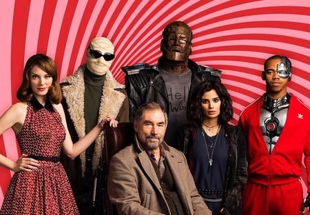 'Doom Patrol': ya hay fecha de estreno para la temporada 2 de la serie de DC y HBO