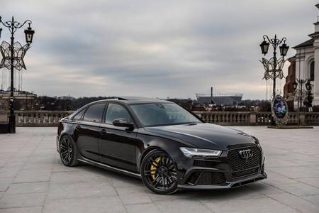 Audi Rs6 Performance Sedan 2