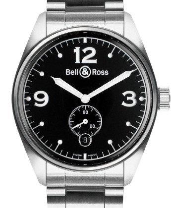 Bell & Ross, colección vintage inspirada en los aviadores de los años 40