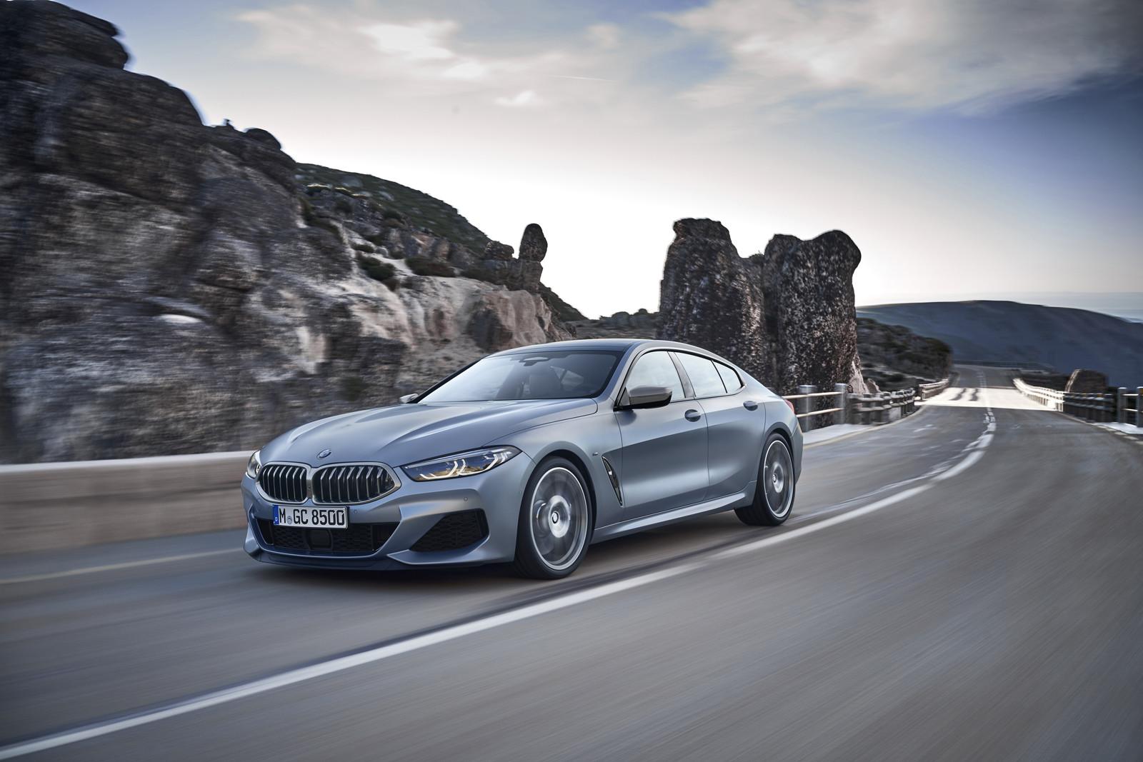 Foto de BMW Serie 8 Gran Coupé (presentación) (114/159)