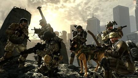 Así es Pelotones, el nuevo set de modos de 'Call of Duty: Ghosts'