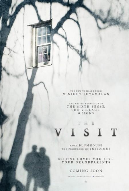 Tercer póster de La Visita (The Visit)