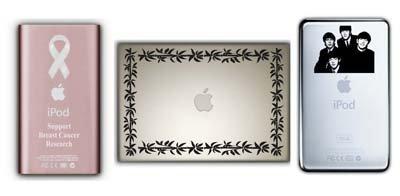 Personaliza tus gadgets de Apple