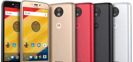 Moto C y Moto C Plus: los smartphones más económicos de Motorola llegan a México