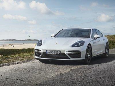 El Porsche Panamera Turbo S E-Hybrid Sport Turismo es tan rápido como un 911 GT3, pero más versátil