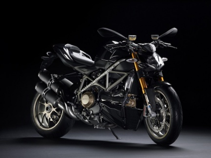 Ducati Streetfigther y Streetfigther S, filtradas a la prensa