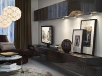 Besta/Uppleva de Ikea, TV, audio y mueble, todo en uno y sin cables a la vista