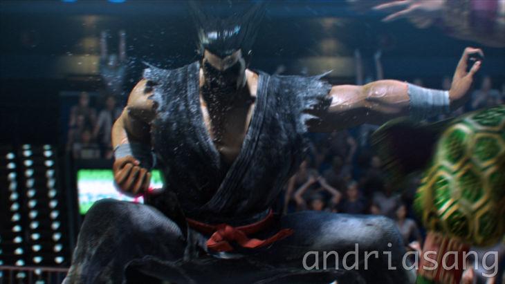 Foto de 180211 - Tekken Tag Tournament 2 (CGI) (5/29)