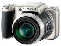 Olympus SP-800 UZ y SP600 UZ con zooms 30x y 15x pero sin controles manuales