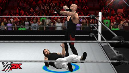 2K Sports llevará la acción de la WWE a tu smartphone