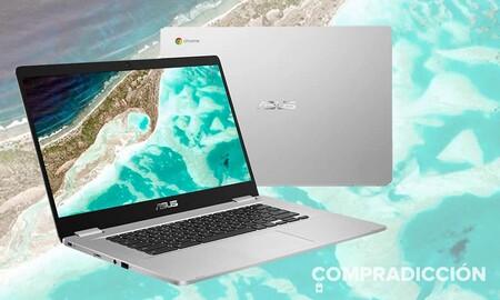 Este ASUS Chromebook Z1500CN-EJ0165 cuesta menos que nunca en Amazon: llévatelo por sólo 248,99 euros