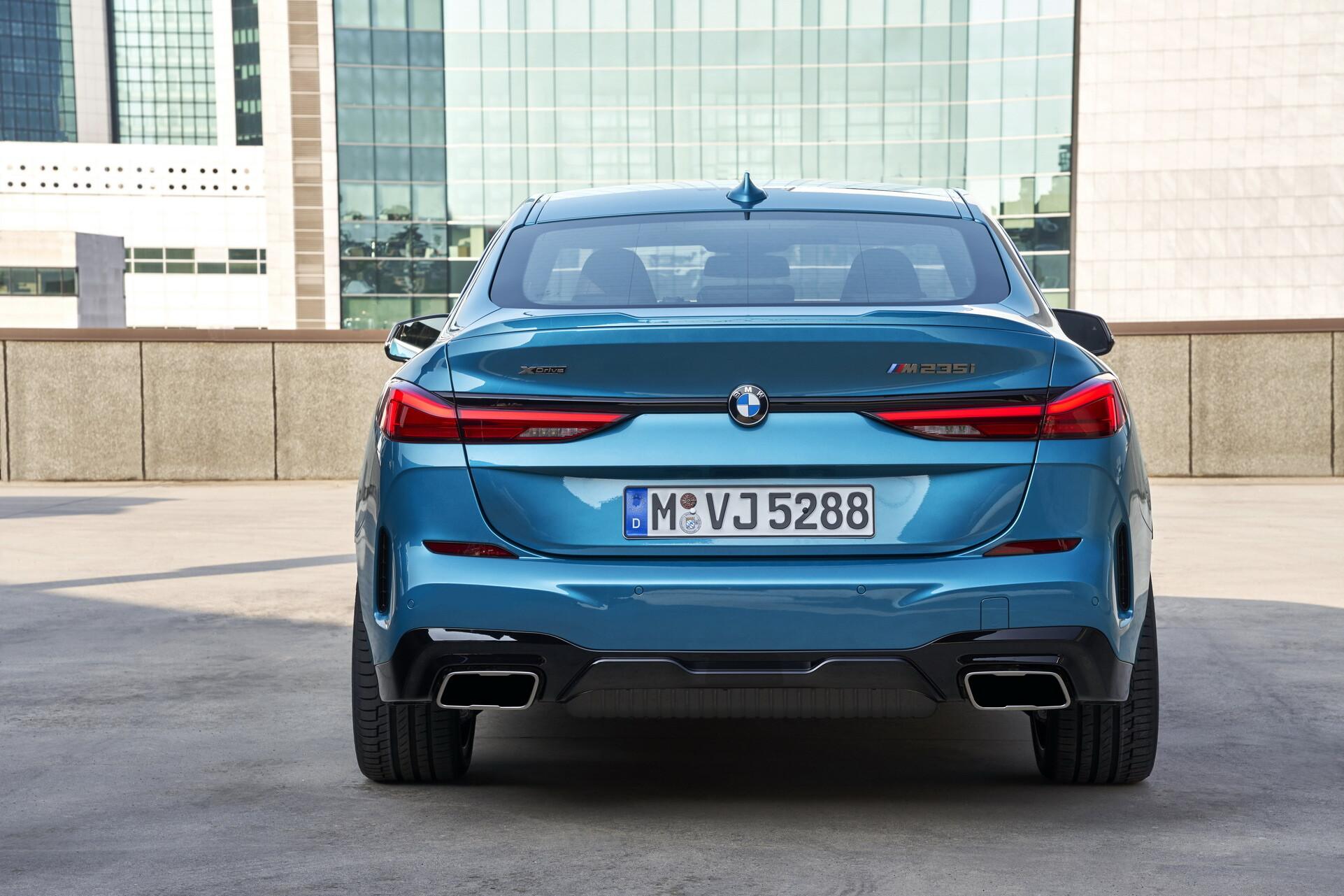 Foto de BMW Serie 2 Gran Coupé (9/24)