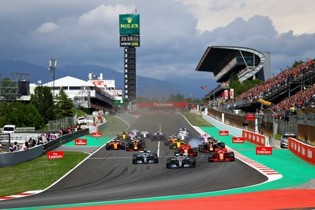 Montmelo F1 2018