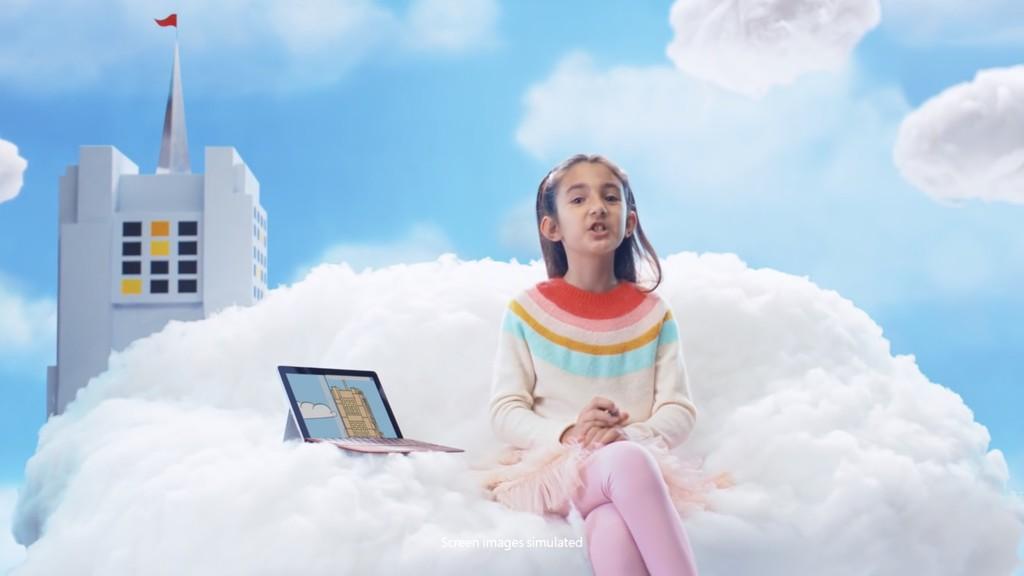 Microsoft garantiza que el <strong>iPad℗</strong> no es un computador &#8220;de verdad&#8221; en su nuevo aviso de Surface Go&#8221;>     </p> <div class=