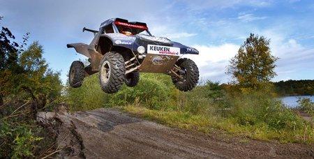 McRae Buggy Dakar 2011