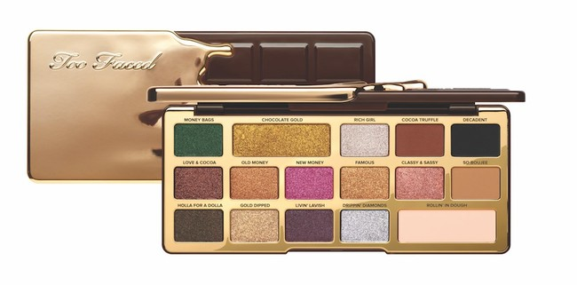 Goldpalette