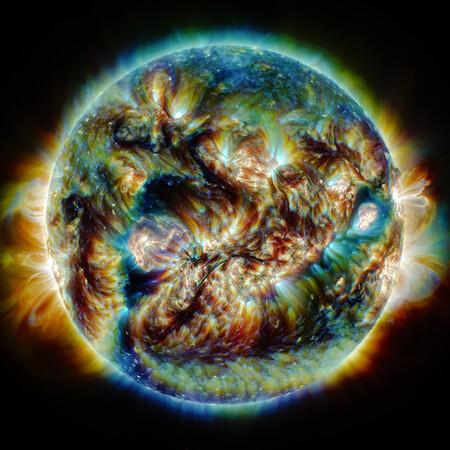 The Tumult Of The Sun C Hassan