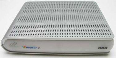 MSN TV Media Player, navega a través del televisor