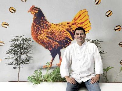 Rodolfo Castellanos llevará su cocina oaxaqueña a Michigan