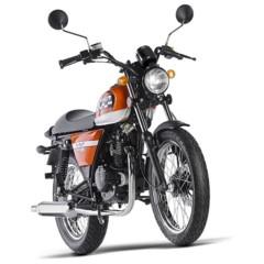 Foto 5 de 10 de la galería mash-seventy-125 en Motorpasion Moto