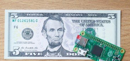 La Raspberry Pi Zero es un alucinante y diminuto miniPC de 5 dólares