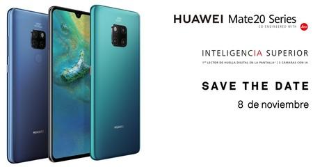 Huawei Mate 20 Mate 20 Pro Mexico