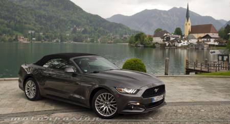 Ford se trae su mítico Mustang, edición 2015, a los Premios Xataka 2015