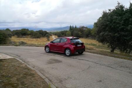 Prueba Nuevo Toyota Yaris 6