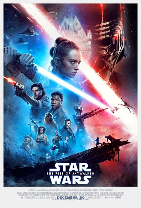 Star Wars El Ascenso De Skywalker 1