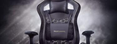 Renueva tu silla gaming ahorrando con este modelo de Trust Gaming en oferta: 299,99 euros en Amazon