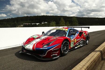 Ferrari Spa Wec