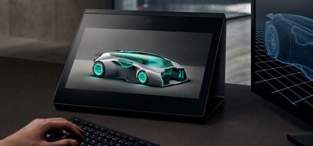 Spatial Reality Display: Sony anuncia su exclusivo monitor con pantalla 3D estereoscópica