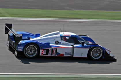 ¿Programa LMP1 para Aston Martin?