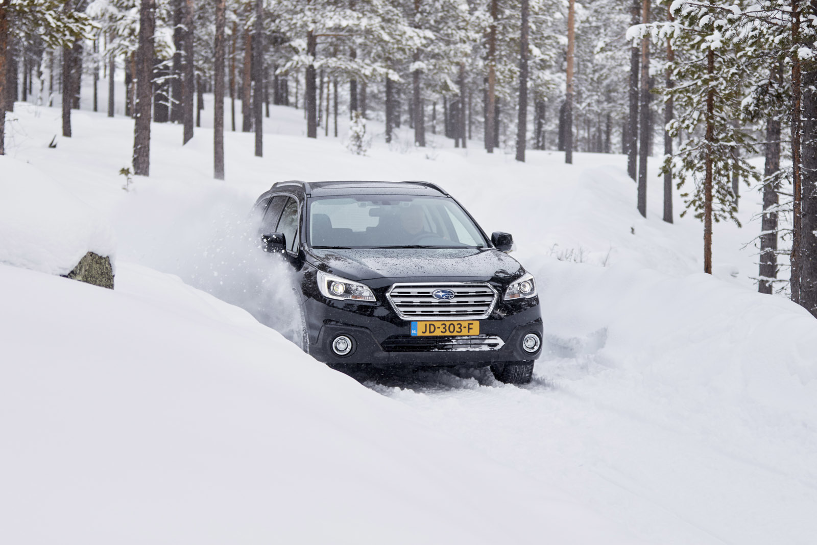 Foto de Subaru Snow Drive 2016 (58/137)