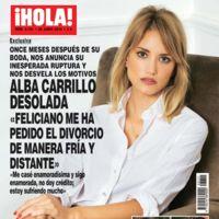 Pues va a ser que Alba Carrillo y Feliciano López se divorcian