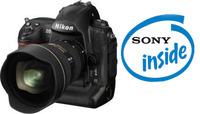 El sensor de la Nikon D3x... lo fabrica Sony