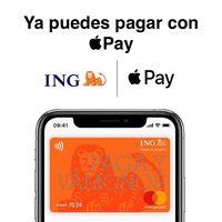Apple Pay llega a ING Direct: punto y final de uno de los bancos más esperados