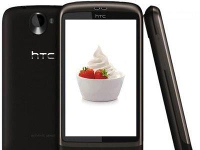 La actualización de Android 2.2 Froyo para HTC Desire, HTC Legend y HTC Wildfire aparecerá en el tercer trimestre del año