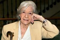 Ana María Matute deposita su legado en la Caja de las Letras