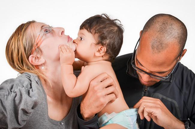 ¿Es cierto que se irrite el culete del bebé a causa de la dentición?