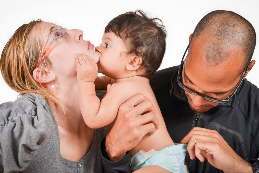 76aa33ded ¿Es cierto que se irrite el culete del bebé a causa de la dentición