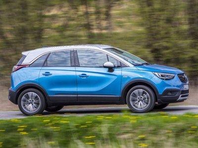 Con la versión 'Ultimate', Opel dota de mayor tecnología al Crossland X y Mokka X