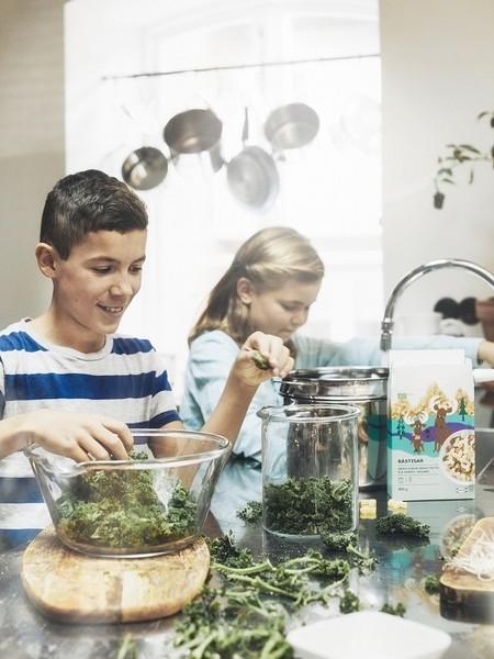 Actividades con niños en casa
