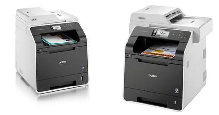 Nuevas impresoras multifunción de Brother, presumiendo de fiabilidad y funcionalidad