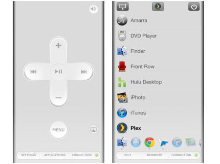 Rowmote Especial Mac iOS APS