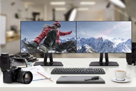 ViewSonic estrena en Colombia su monitor profesional VP2768 de 27'' y resolución WQHD