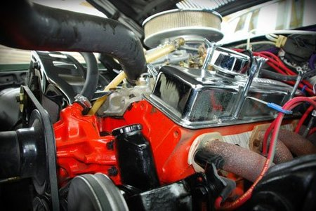 1973 Chevrolet Camaro F-Bomb Replica Fast & Furious 4