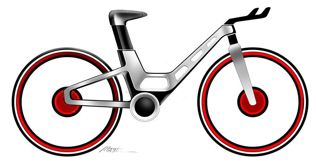 Ford E-Bike Concept
